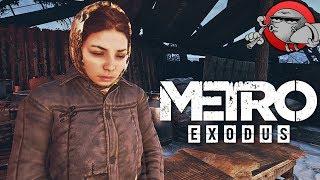 Metro Exodus - МИШКА (Прохождение #6)