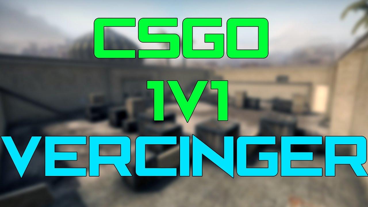 csgo how to make custom 1v1