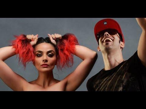 25band  Hamishe Ba Hamim   clip  with lyric
