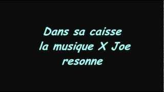 vanessa paradis - joe le taxi with lyrics 3D