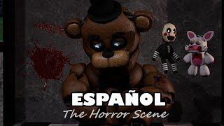 (SFM/FNAF) Old Memories (Season-2)(Episodio 3)(The Horror Scene)(Español)(By Abby SFM)