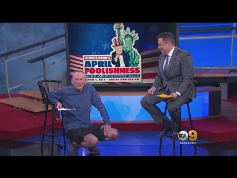 'Kevin And Bean' Host Annual 'April Foolishness' Show For Charity