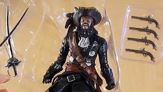 Обзор статуи Черная борода (Assassins Creed 4) от Tokuror