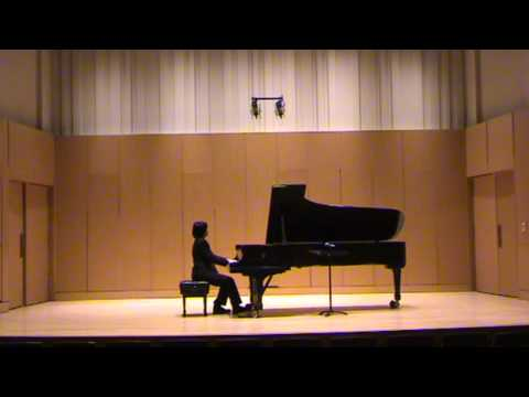 Beethoven Piano Sonata No. 30 in E major 1~2 mov