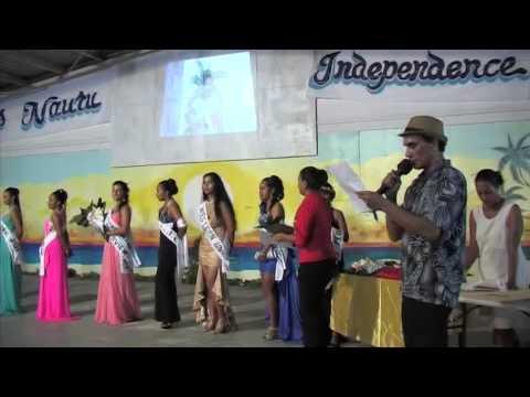 Miss Nauru Independence 2014 - Part 4