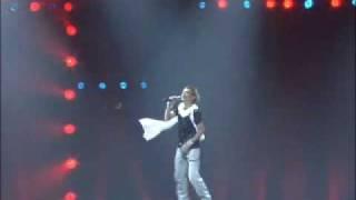 Atsuhiro Sato (Hikaru Genji) sings Garasu no Jyudai. He's still goo...