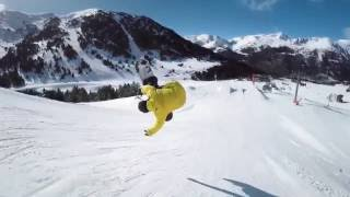 Best Of Snowboarding 2016! Part 1.