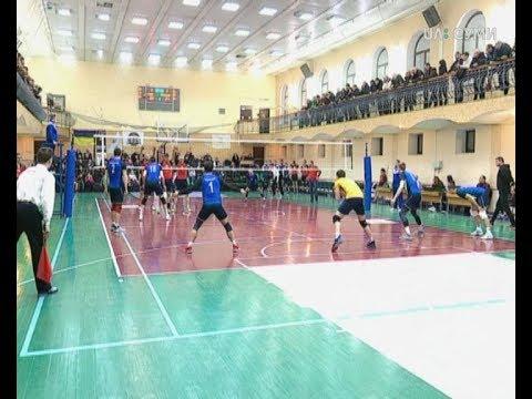 UA:СУМИ: Сумські волейболісти програли вінницьким