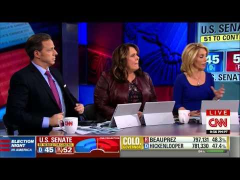 CNN: Election Night in America, A Republican Wave