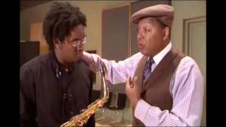 Wynton Marsalis Young Master Class