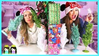 TWIN Telepathy Christmas Tree Challenge!!!