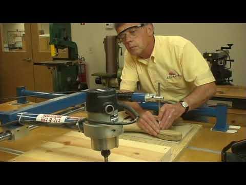 Gemini Wood Carving Duplicator