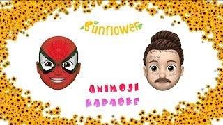 Post Malone, Swae Lee - Sunflower (Spider-Man: Into the Spider-Verse) - Animoji Karaoke mp3