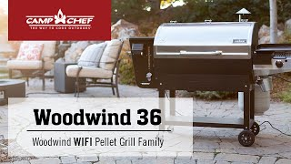 Woodwind Wifi 36 | Camp Chef