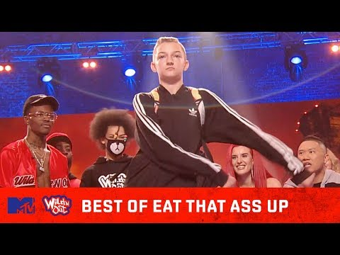 Best Of Eat That Ass Up 🍑 ft. Backpack Kid & More!  | Wild 'N Out | MTV