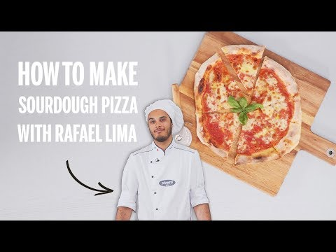 How to make sourdough pizza | How to cook absolutely everything | GoodtoKnow