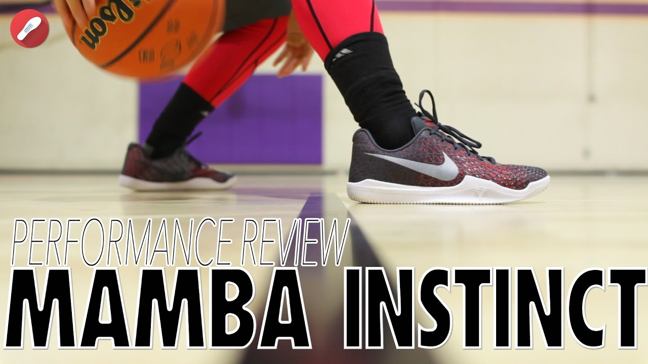 513b28f6338 Nike Mamba Instinct Performance Review! - YouTube
