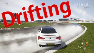 Forza Motorsport 6 - Our First DRIFTING Session [lots of fails]