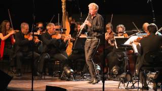 Martin Fröst plays Klezmer dances by Göran Fröst: