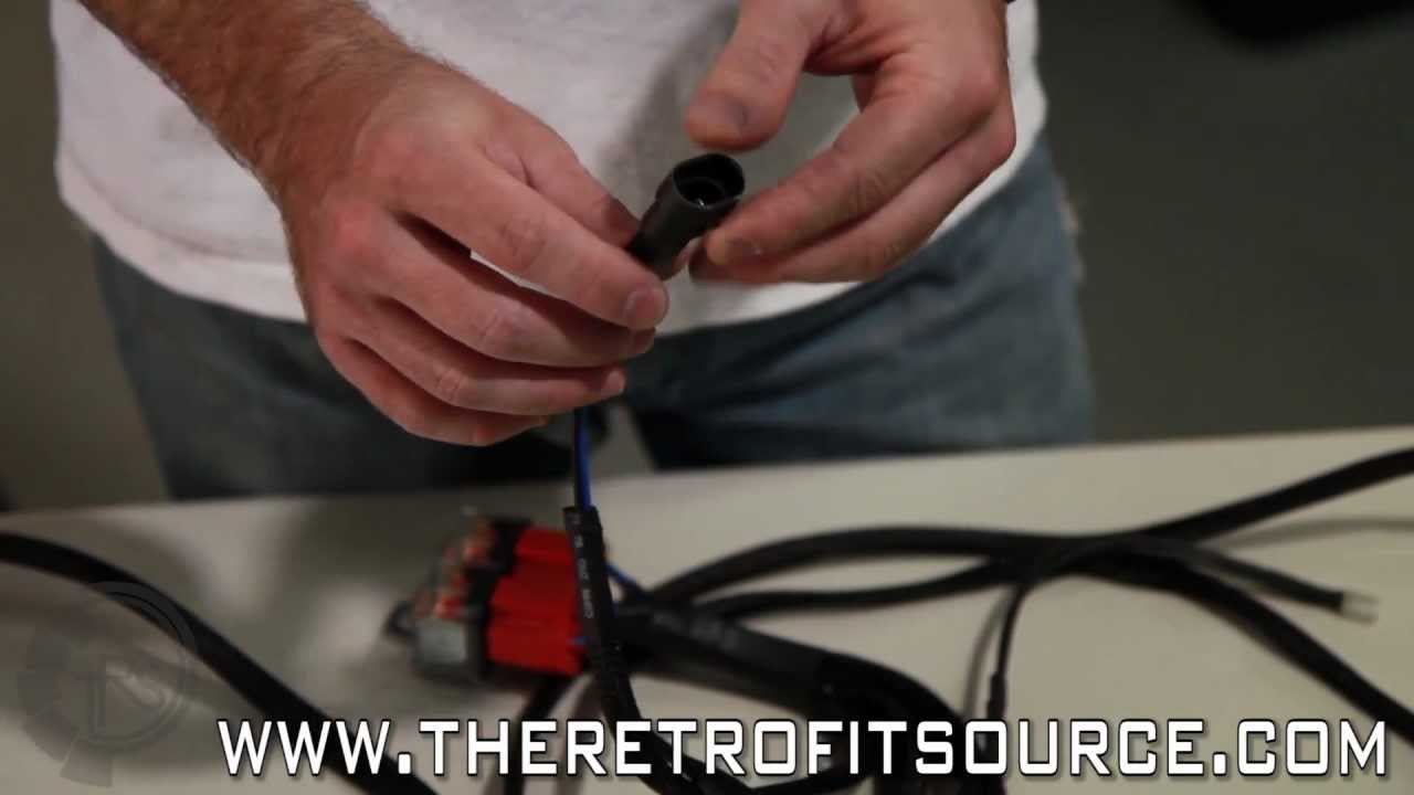 TRS Tech: Morimoto HD Relay Wire Harness Installation (9005, 9006, on
