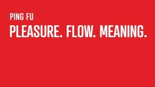 Ping Fu: [SHORT] Pleasure. Flow. Meaning.