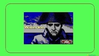 Waterloo gameplay (PC Game, 1989)