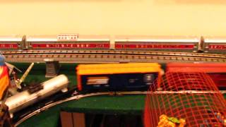 Thanksgiving Train 2014