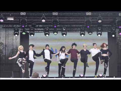 DanceStuck - Gay or European ( Yuri on Ice parody )