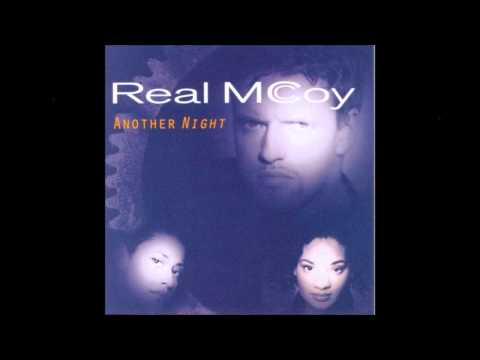Real Mccoy  Another Night