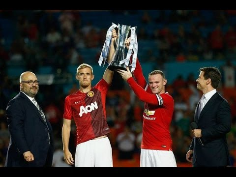 Manchester United vs Liverpool [3-1] • All Goals • International Champions Cup Final 2014 ||HD||