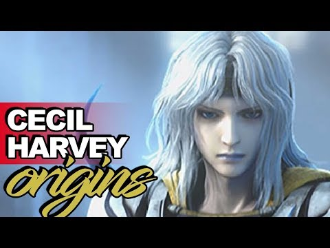 Cecil Harvey's Origins Explained ► Final Fantasy IV Lore + The After Years