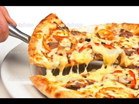 صورة  طريقة عمل البيتزا طريقة عمل البيتزا Homemade pizza طريقة عمل البيتزا من يوتيوب