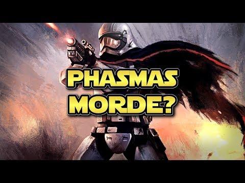 Star Wars: Wie Captain Phasma 2 Offiziere der Ersten Ordnung ermordete [Canon]