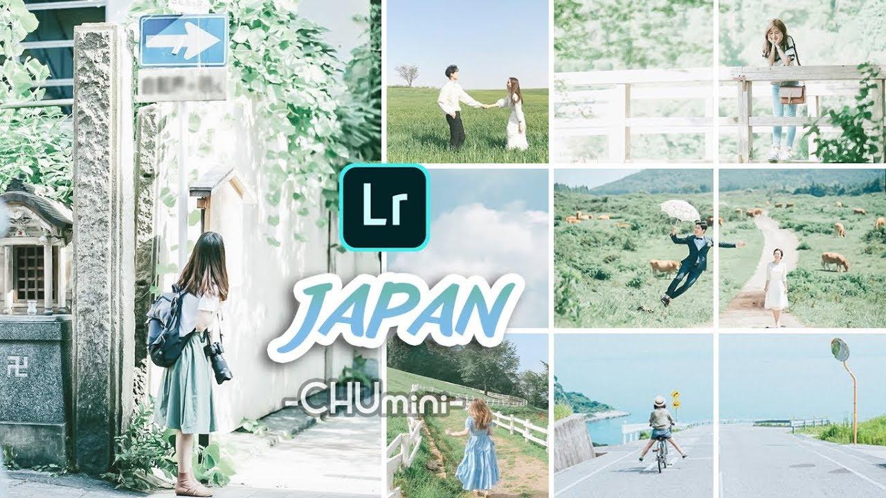 CHU mini | JAPAN TONE Lightroom Preset | Lightroom Mobile Presets Free DNG | Chỉnh Ảnh Màu Nhật Bản