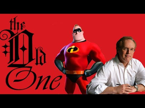 The Old One: Brad Bird's incredible The Incredibles