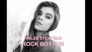 Hailee Steinfeld - Rock Bottom (Official Full Instrumental) Prod.by Mattman &amp Robin