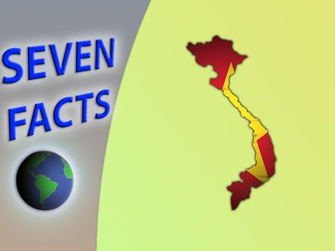 7 Facts about Vietnam