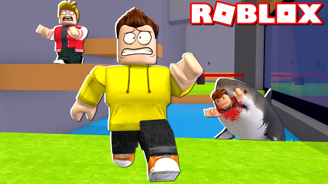 ESCAPE DAS ARMADILHAS SUPER PERIGOSAS NA CORRIDA DO ROBLOX! (Death Run)