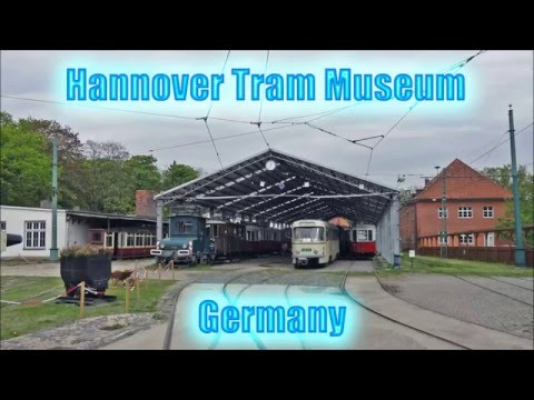 Hannover tram museum Germany