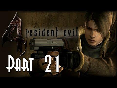 Let's Blindly Play Resident Evil 4 - Part 21 of 37 - Chapter 4-1 Castle Clocktower