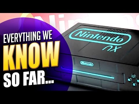 Everything We Know About the Nintendo NX So Far