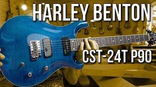 Harley Benton CST 24T P90 Review Bis zu 4K