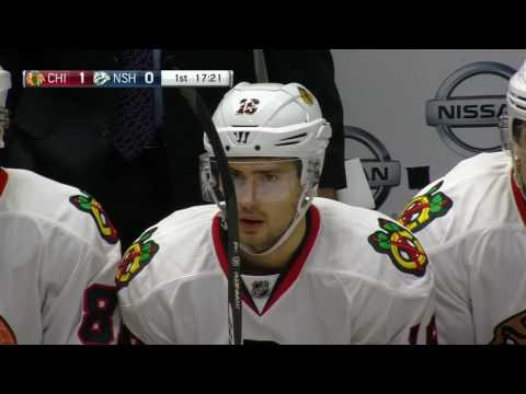 Oct.14/2016  Chicago Blackhawks - Nashville Predators