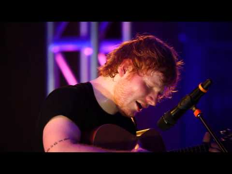 "Ed Sheeran: Live from the Artists Den - ""The Parting Glass (Irish Traditional)"""
