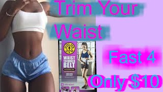 Trim Your Waist Fast And Only