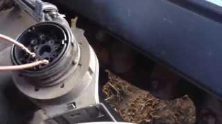 видео Сброс индикатора Inspection» и Oil Service