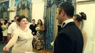 свадебное видео Андриан и Мадлена