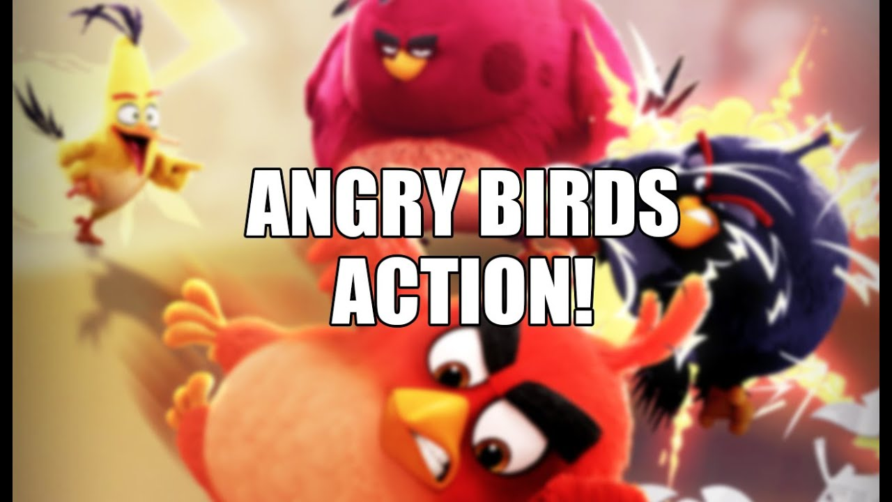 Angry Birds Action! para iPhone, iPad Mini, iPad Air y iPad Pro