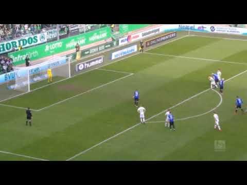 Greuther Furth  Arminia Bielefeld  66'  0 3  Soukou  Penalty