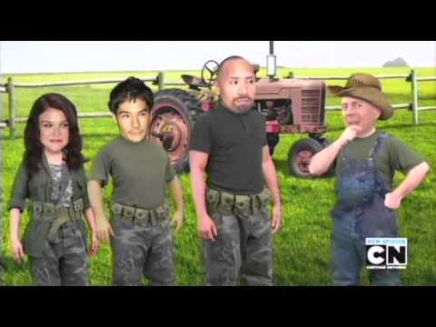 Gi Ei Joe MAD Parody of Gi Joe Retaliation